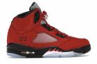 Jordan 5 Retro Raging Bulls Red 2021